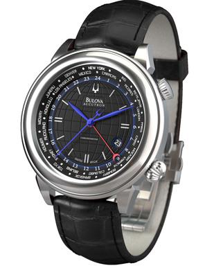 Bulova Accutron Sir Richard Branson Limited Edition Watch.  (PRNewsFoto/Bulova Corporation)