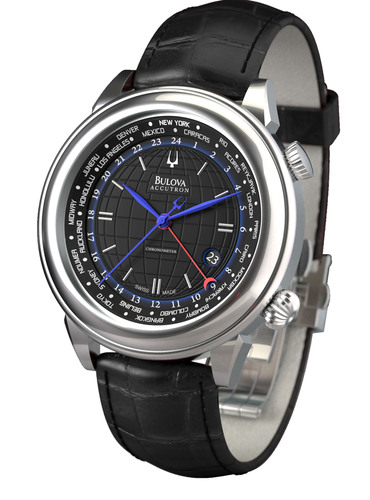 Bulova Unveils Bulova Accutron Sir Richard Branson Limited Edition Watch