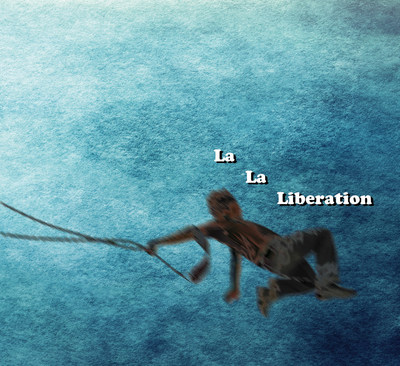 The Course's La La Liberation album cover (PRNewsFoto/Scott Krajca)