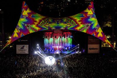 The Flaming Lips kick off Sydney Festival's 40th anniversary celebrations. (PRNewsFoto/Sydney Festival)