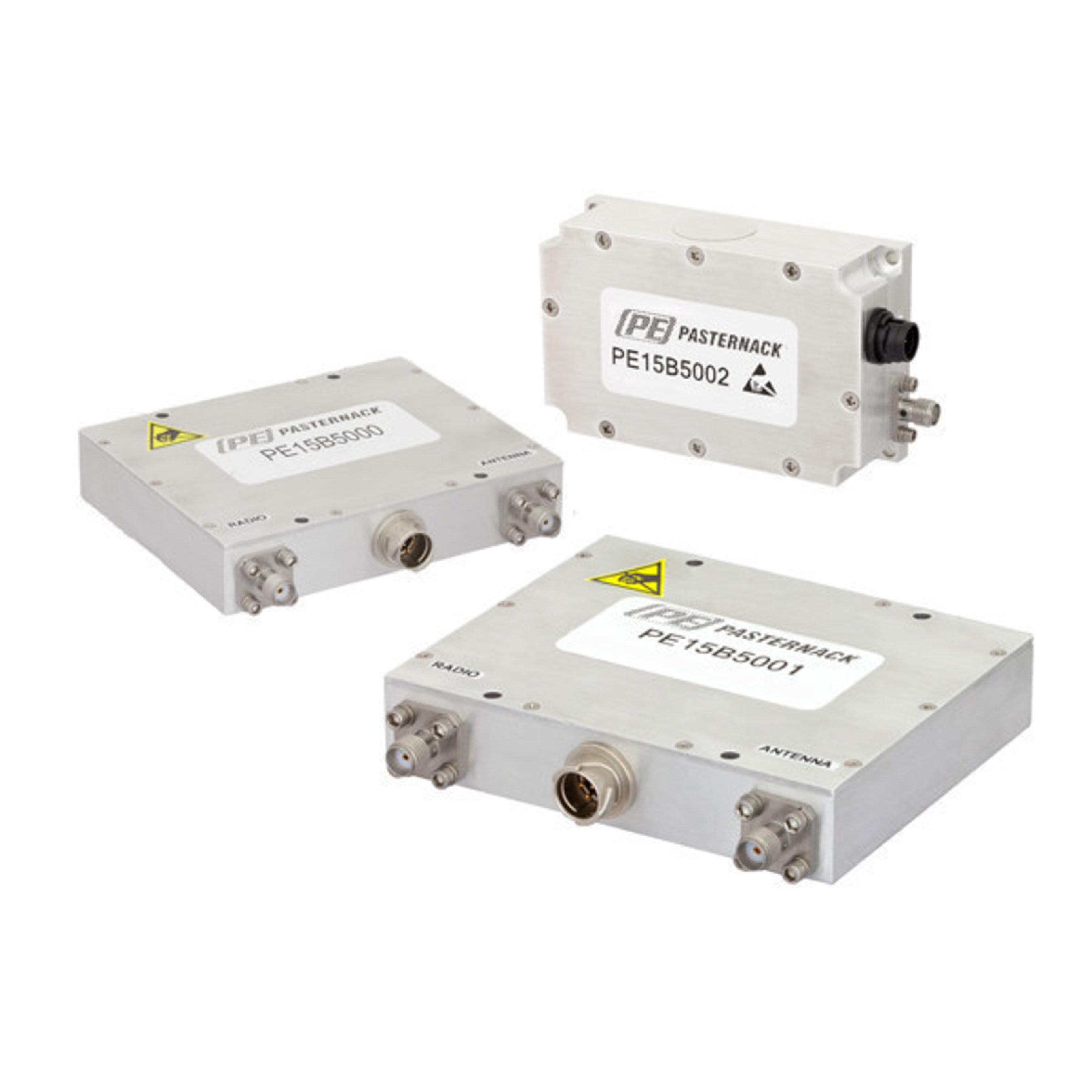 Pasternack Unveils New Line of Coaxial Packaged Bi-Directional Amplifiers