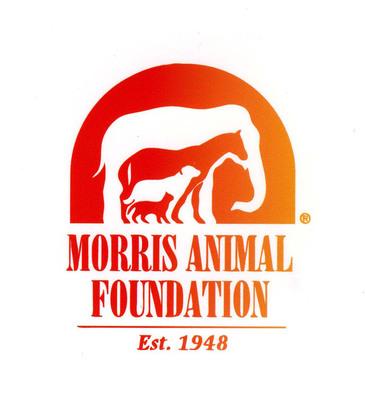 Morris Animal Foundation Logo. (PRNewsFoto/Morris Animal Foundation)