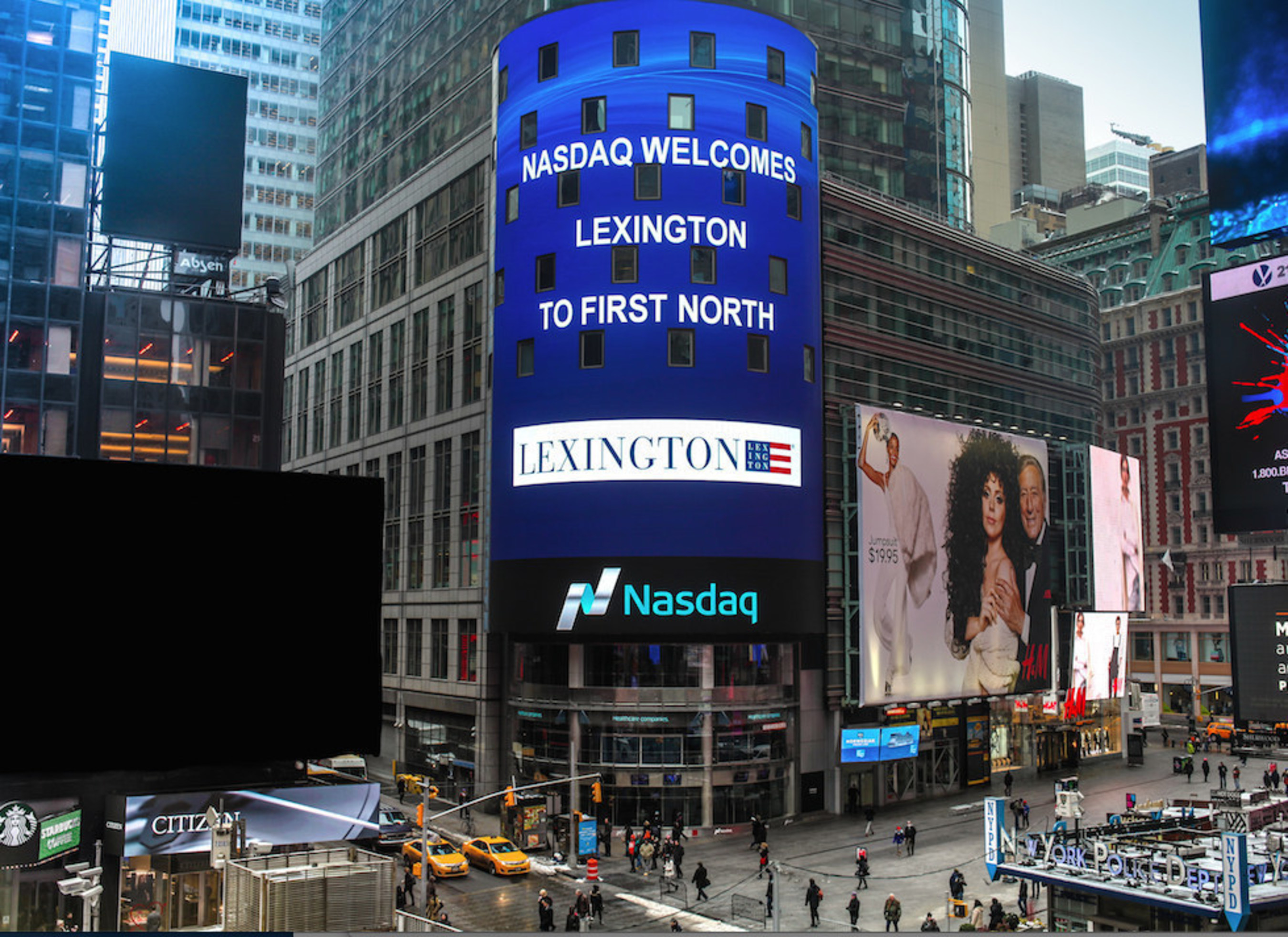Lexington Company Goes Public as They Expand Into the US Wholesale Market