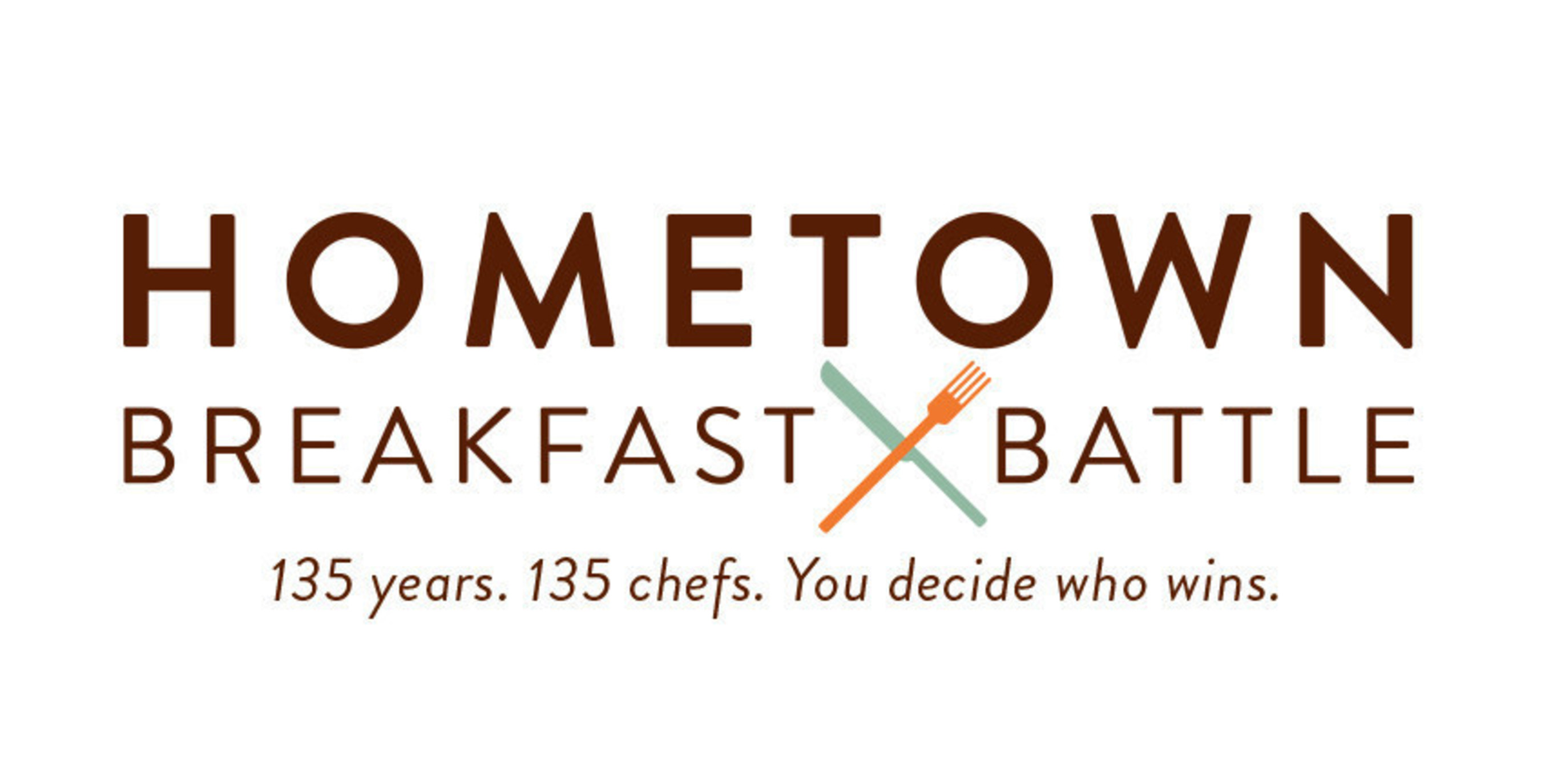 Thomas' Hometown Breakfast Battle Logo