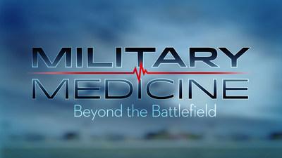 Military Medicine logo