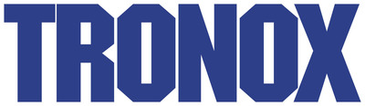 Tronox Incorporated logo. (PRNewsFoto/Tronox Incorporated)