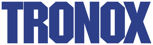 Tronox Incorporated logo. (PRNewsFoto/Tronox Incorporated) (PRNewsFoto/)