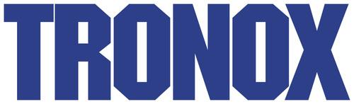 Tronox Incorporated logo. (PRNewsFoto/Tronox Incorporated) (PRNewsFoto/)