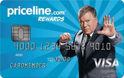 priceline.com rewards Visa card