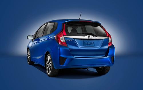 2015 Honda Fit revealed at the North American International Auto Show on January 13. (PRNewsFoto/Honda) ...