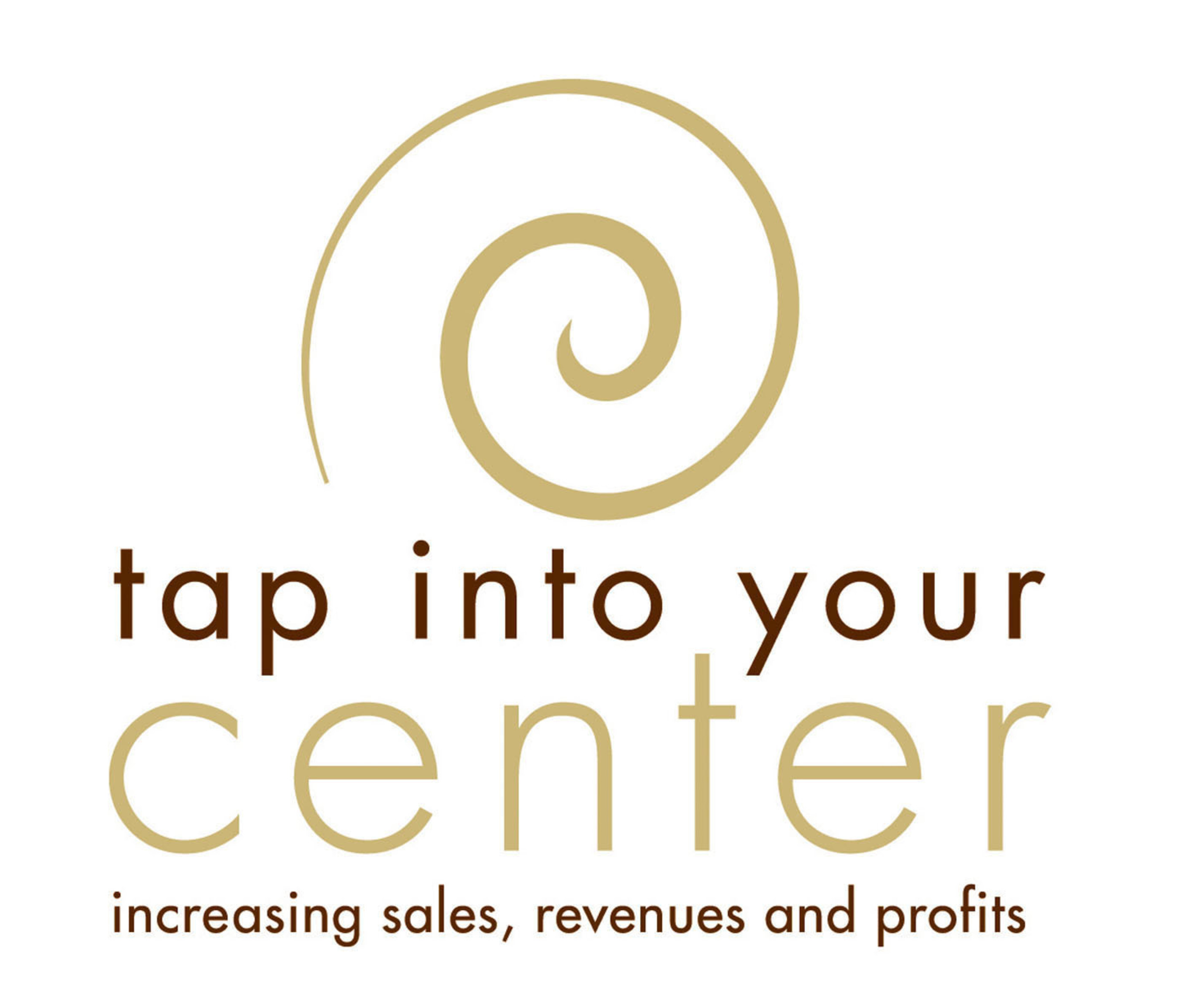 Tap Into Your Center - Increasing Sales, Revenues and Profits(TM) logo. (PRNewsFoto/Lighthouse Marketing, Inc.) (PRNewsFoto/LIGHTHOUSE MARKETING, INC.)