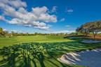 The Oaks Club Heron Golf Course # 18 (Copyright 2015 Dave Sansom)