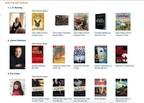 Top 3 Authors on Amazon