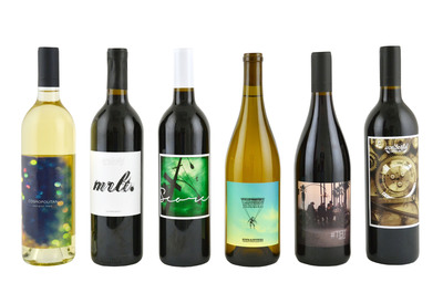 The Wonderful Wine Co. Starter Pack, Unique Expressions of American Wine Classics Created By Winemaker Brian Smith in Conjunction With Palate Profile Data Provided By Club W.  (PRNewsFoto/Club W)