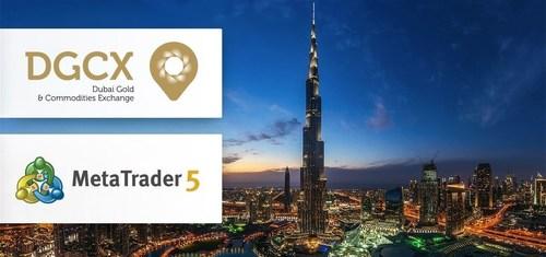 10 brokers offer trading on DGCX via MetaTrader 5 (PRNewsFoto/MetaQuotes Software Corp.)
