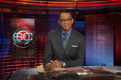 The late ESPN anchor, Stuart Scott to be posthumously awarded the 2015 Mickey Leland Humanitarian Achievement Award by the National Association for Multi-ethnicity in Communications. The award will be presented at the NAMIC Annual Awards Breakfast scheduled for May 7, 2015 in Chicago. The NAMIC Annual Awards Breakfast is held annually in conjunction with INTX: The Internet and Television Expo.