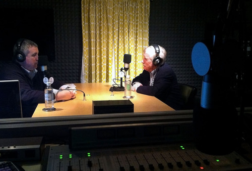 Maine Sen. Angus King Reacts to Sequester on TideSmart Talk with Stevoe