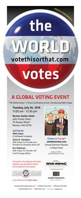 Vote today! votethisorthat.com