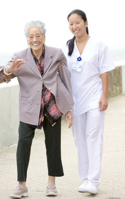 """NHPCO releases first video in the """"Moments of Life: Made Possible by Hospice"""" campaign translated in Chinese to communicate the benefits of hospice care to communities where disparity of care exists."""