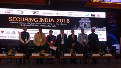 G4S highlights the need for Smart Policing at 'Securing India 2016' (PRNewsFoto/G4S)