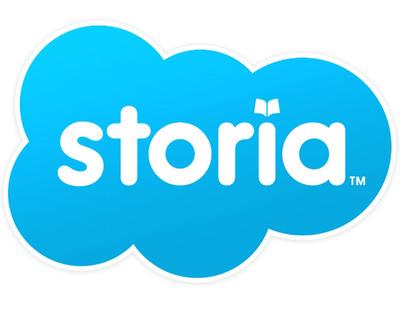 Storia(TM), Scholastic's eReading app.  (PRNewsFoto/Scholastic Inc.)