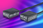 Compact, Plug-n-play Accelerometer from Measurement Specialties Available in Two Dynamic Ranges.  (PRNewsFoto/Measurement Specialties, Inc.)