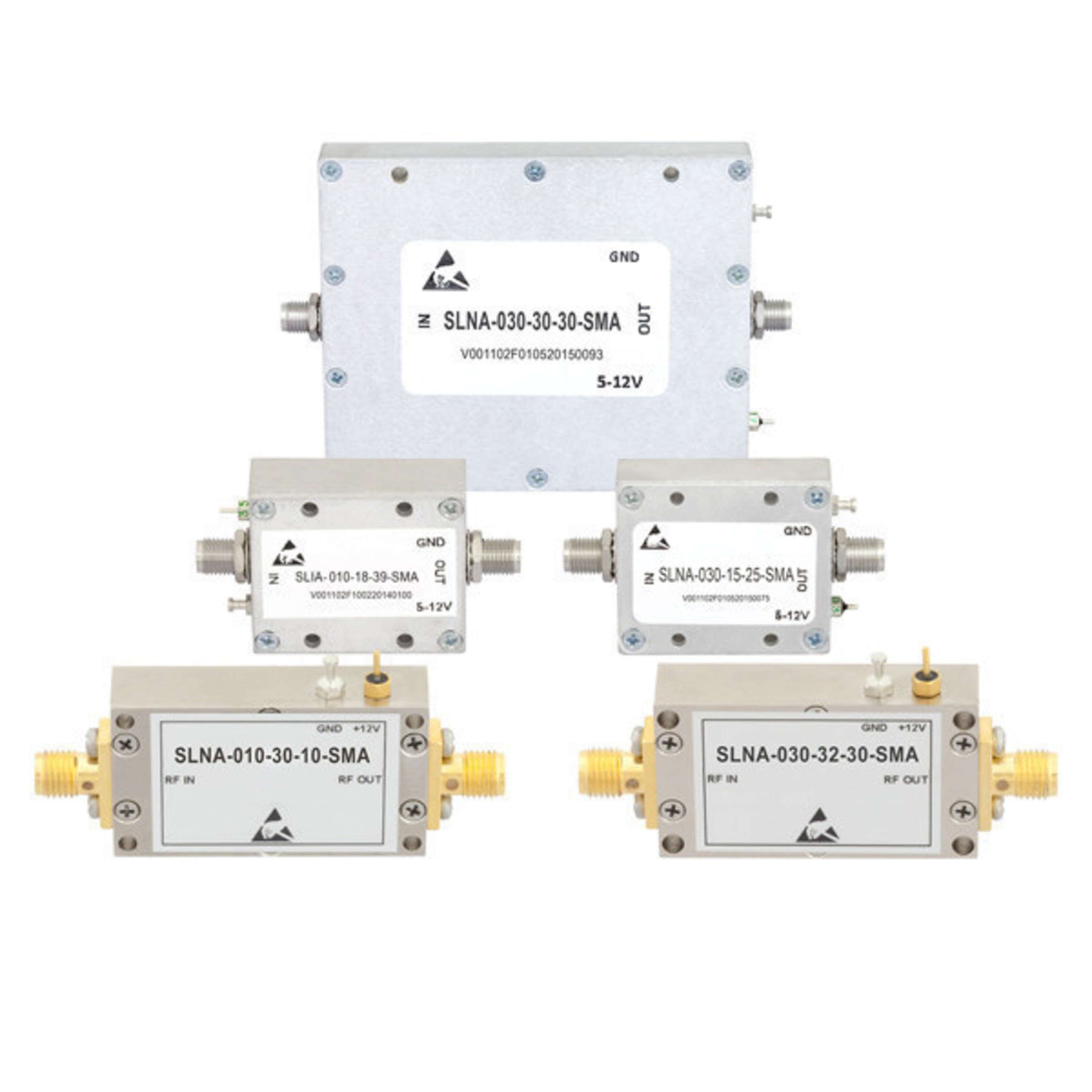 Fairview Microwave Introduces Cost Effective Coaxial Packaged Low Noise Amplifiers for the