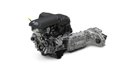 Cementing its status as an FCA US LLC workhorse, total production of the Pentastar V-6 engine family surpassed the 5-million mark earlier this month. First introduced in the 2011 Jeep(R) Grand Cherokee, the Pentastar V-6 is the most advanced six-cylinder engine in the history of FCA US LLC, with an ideal integration of select technologies that deliver refinement, fuel efficiency and performance. Today, Pentastar V-6 engines are available in 14 vehicles from the Chrysler, Dodge, Jeep and Ram brands.