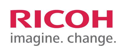 Ricoh Americas Corporation logo. (PRNewsFoto/Ricoh Americas Corporation)
