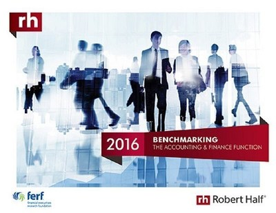 Benchmarking the Accounting & Finance Function: 2016