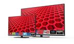VIZIO 2014 E-Series Full-Array LED backlit HDTV collection now available at retailers such as Amazon, Best Buy, Costco, Sam's Club, Target, VIZIO.com and Walmart - features Full-Array LED backlighting with Active LED Zones and the latest smart TV platform, VIZIO Internet Apps Plus.  (PRNewsFoto/VIZIO, Inc.)