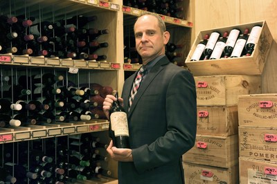Rare Spirits & Fine Wine Director, Mark Solomon - Leland Little Auctions