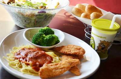 Kid's Meal at Olive Garden