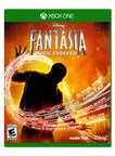 Disney Fantasia: Music Evolved Box Art. (PRNewsFoto/Disney Interactive)