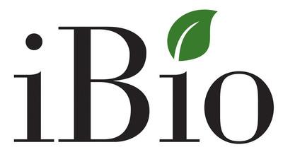 iBio, Inc. logo.  (PRNewsFoto/iBio, Inc.)