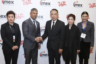 """TCEB Launches 2017 THAILAND CONNECT Campaign: """"Your Vibrant Journey to Business Success"""", Mobilise Thailand as an Ideal Stop for Bleisure Destination"""