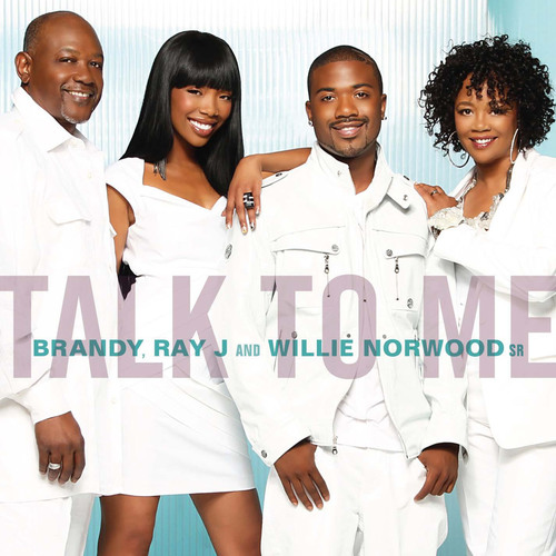 Fresh off her success on Dancing with the Stars Brandy joins Brother Ray J, father Willie and Mother Sonia on ...