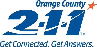2-1-1 Orange County logo