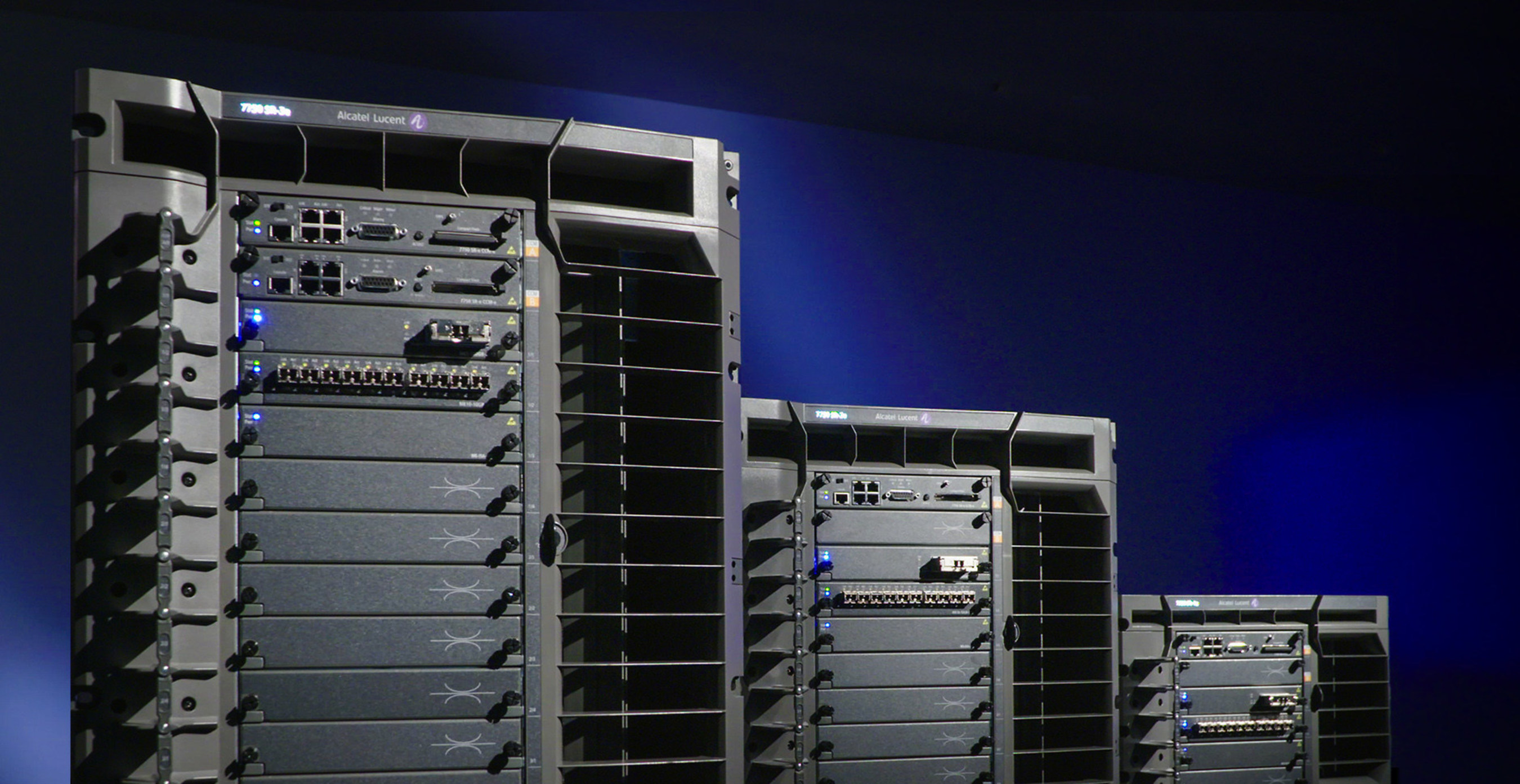 Alcatel-Lucent broadens IP Router family with cloud-ready platforms