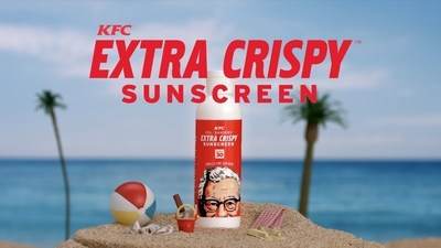 So many Americans wanted to lounge in the sun while smelling like KFC hand-breaded and freshly prepared fried chicken, that KFC is making more fried chicken-scented sunscreen available.