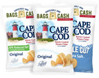 One dozen lucky Cape Cod fans will become $5,000 richer this summer with the start of the potato chip brand's Ridiculously Good Bags of Cash giveaway.