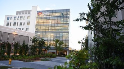 Nicklaus Children's Hospital Moves Patients Into Its New ...