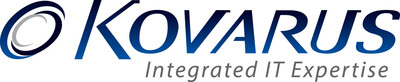 Kovarus Inc. Logo.