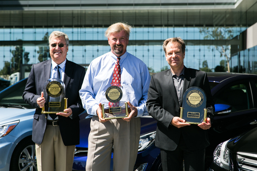 FOUNTAIN VALLEY, Calif., June 18, 2014 - J.D. Power's Senior Director of Global Automotive, Robert Neis ...