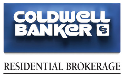 Coldwell Banker Residential Brokerage logo. (PRNewsFoto/Coldwell Banker Residential Brokerage) (PRNewsFoto/COLDWELL BANKER RESIDENTIAL ...)
