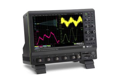 Teledyne LeCroy's 10-Bit HDO9000 High Definition Oscilloscopes Broaden the HDO Family to 4 GHz