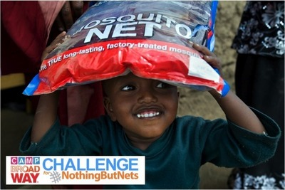 Camp Broadway Challenge for Nothing But Nets  (PRNewsFoto/Camp Broadway)