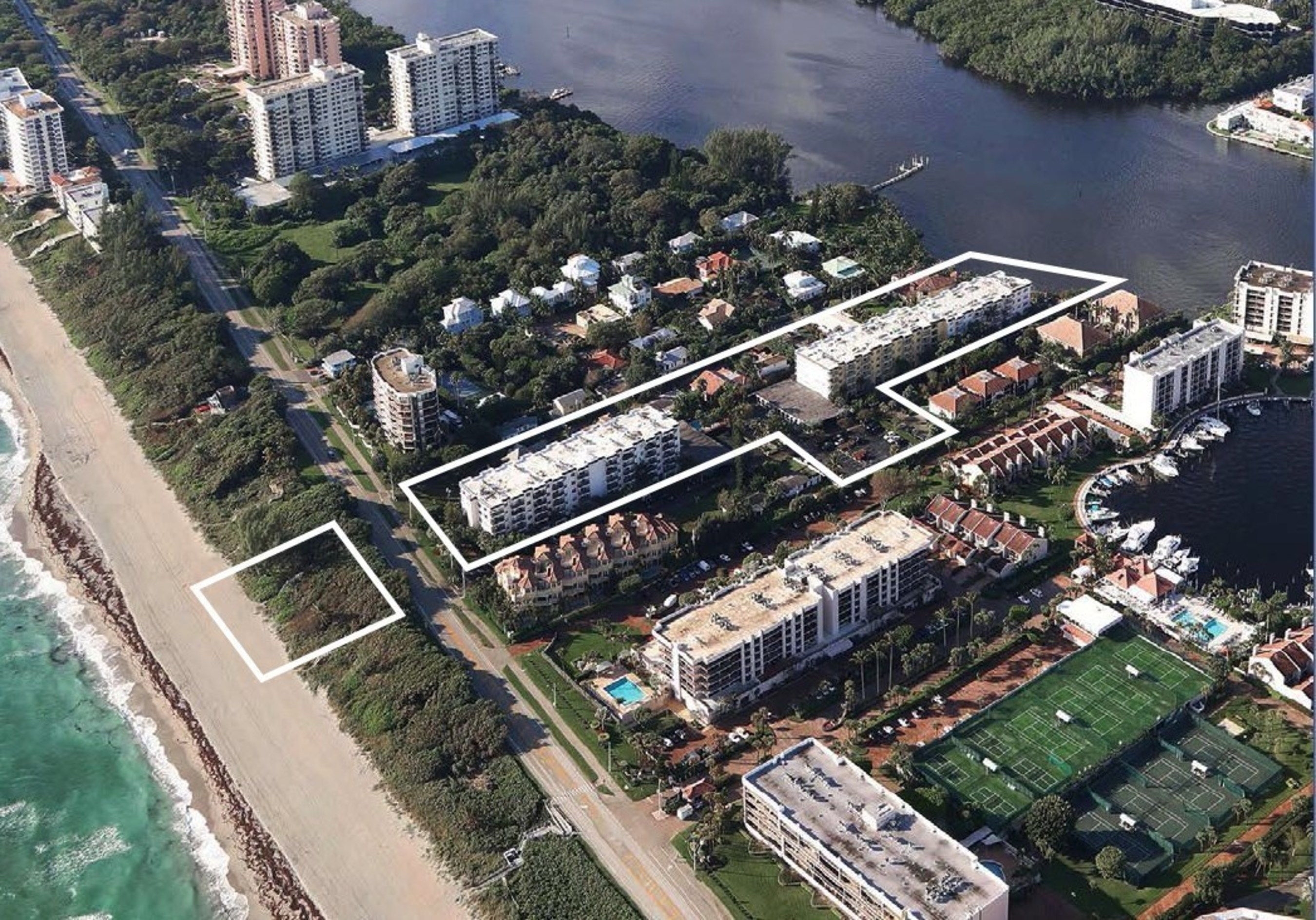 TGM Associates Acquires Mutlifamily Ocean Front Community With Boat Slips In Boca Raton, FL