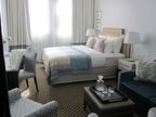 A Deluxe Guest Room at the new Atlas Boutique Hotel, Bay Club Haifa