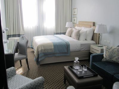 A Deluxe Guest Room at the new Atlas Boutique Hotel, Bay Club Haifa (PRNewsFoto/Atlas Hotels)
